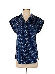 Jach's Girlfriend Short Sleeve Button-down Shirt