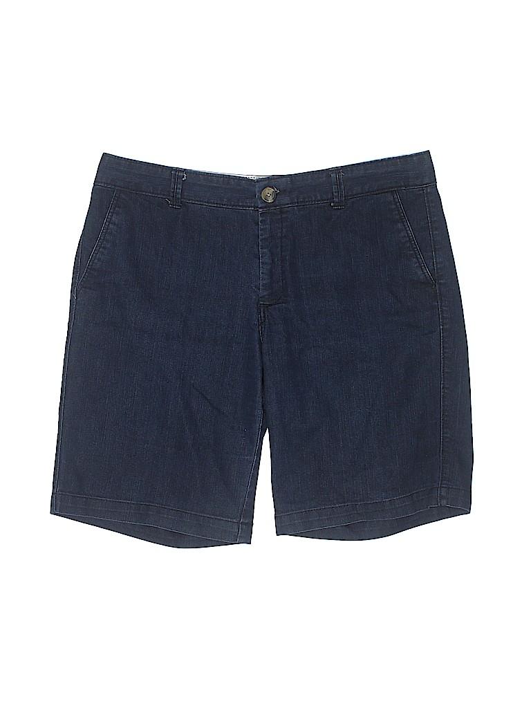 Dockers Women Denim Shorts Size 12