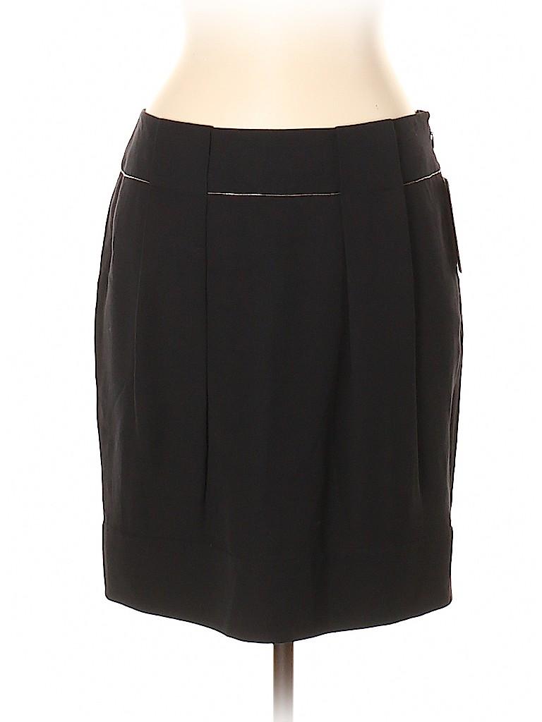 Lafayette 148 New York Women Casual Skirt Size 10