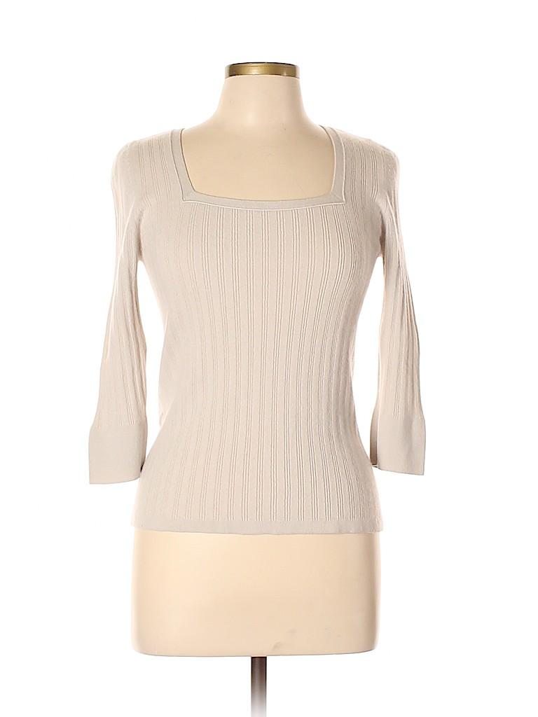 Malo Women Pullover Sweater Size 44 (EU)