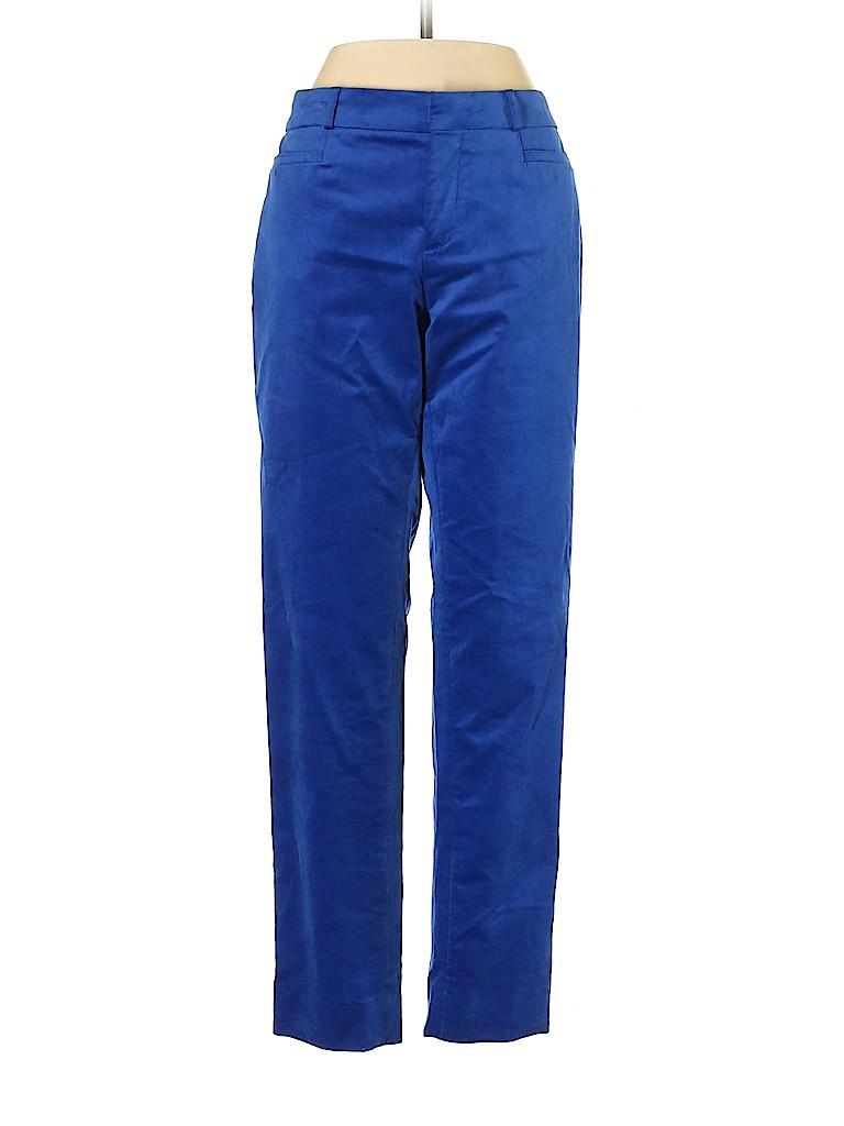 Banana Republic Women Velour Pants Size 4