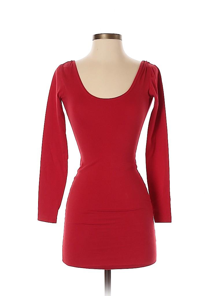 American Apparel Women Long Sleeve Top Size S