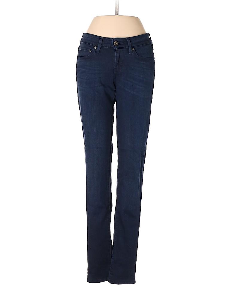 Levi Strauss Signature Women Jeans 25 Waist