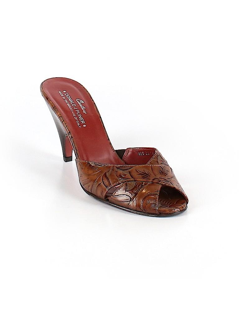 Donald J Pliner Women Heels Size 7 1/2