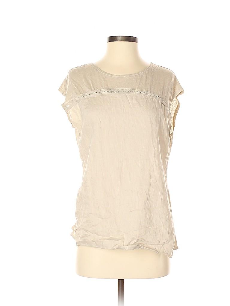 Cynthia by Cynthia Rowley Women Short Sleeve T-Shirt Size S