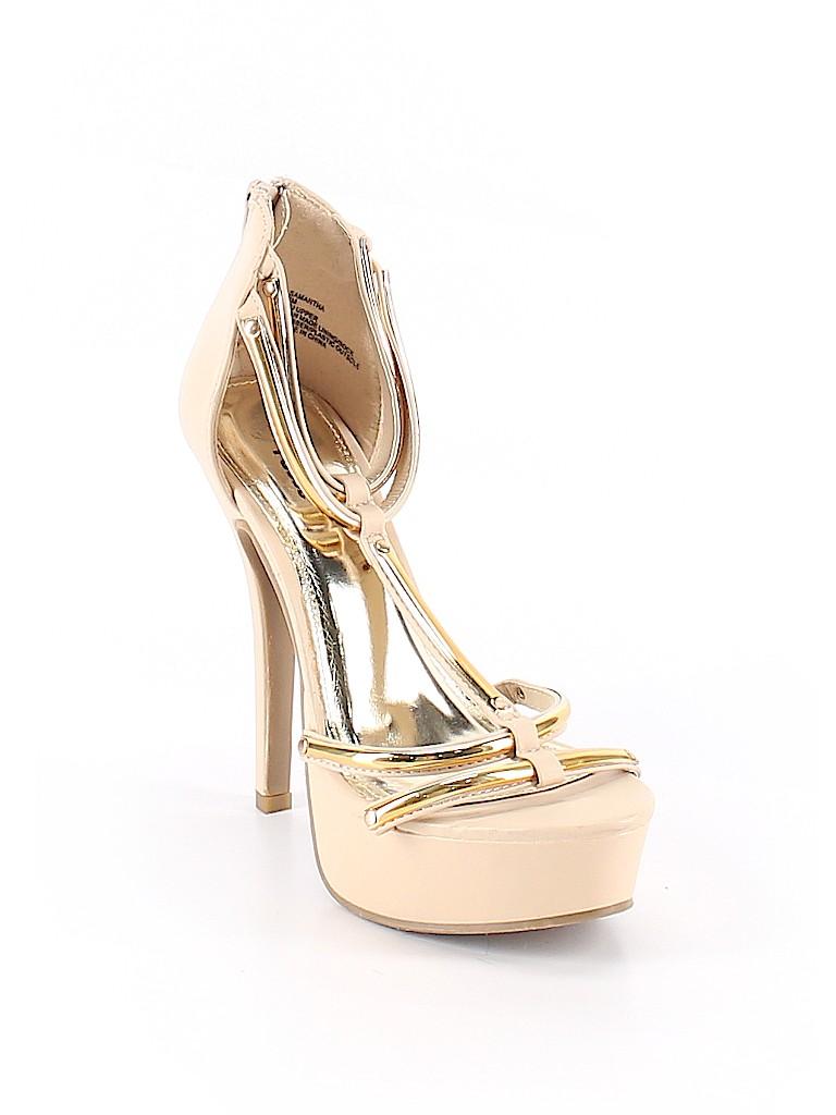 Charlotte Russe Women Heels Size 7