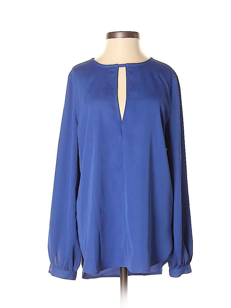 Blaque Label Women Long Sleeve Blouse Size XS