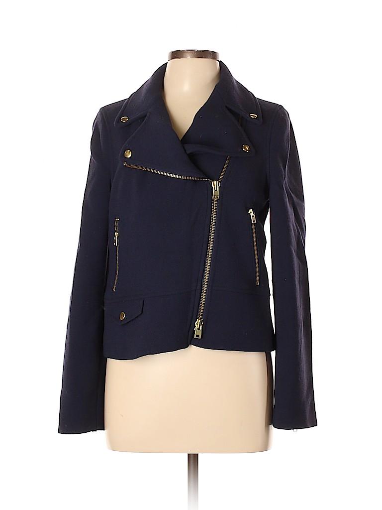 J. Crew Women Wool Coat Size 10