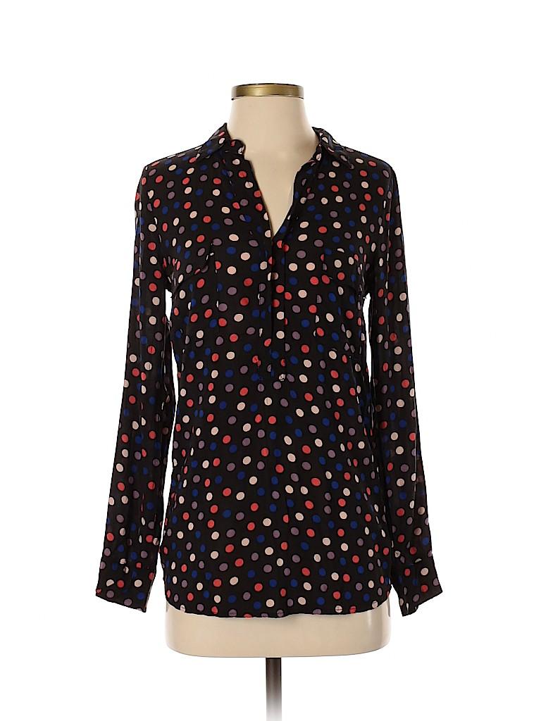Splendid Women Long Sleeve Blouse Size XS