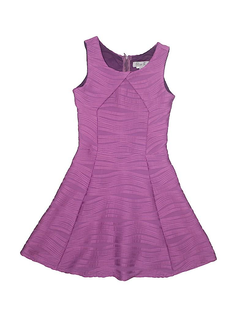 Elisa B. Girls Dress Size 10
