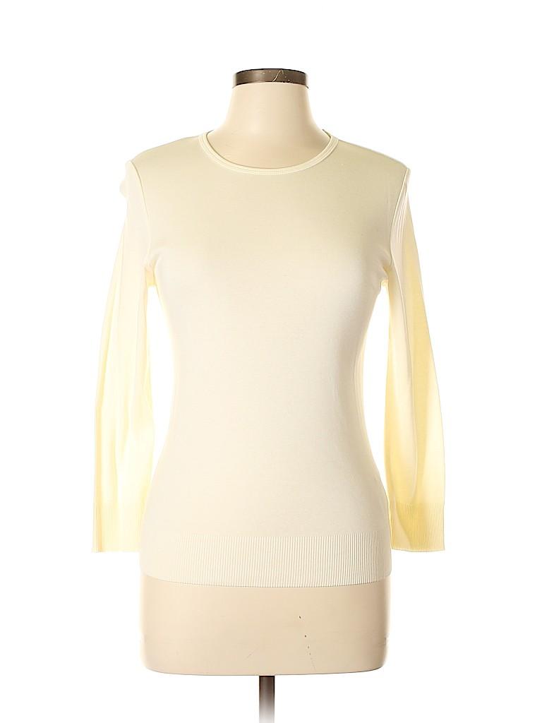 Ralph Lauren Black Label Women Pullover Sweater Size L
