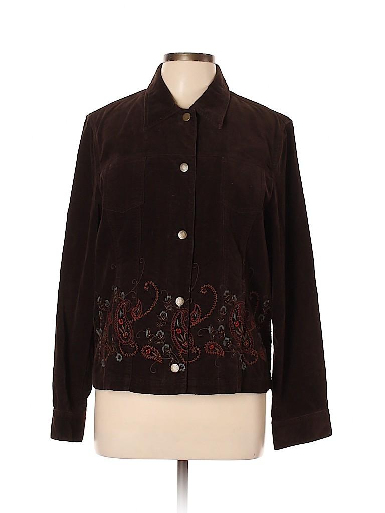 Jones New York Sport Women Jacket Size L