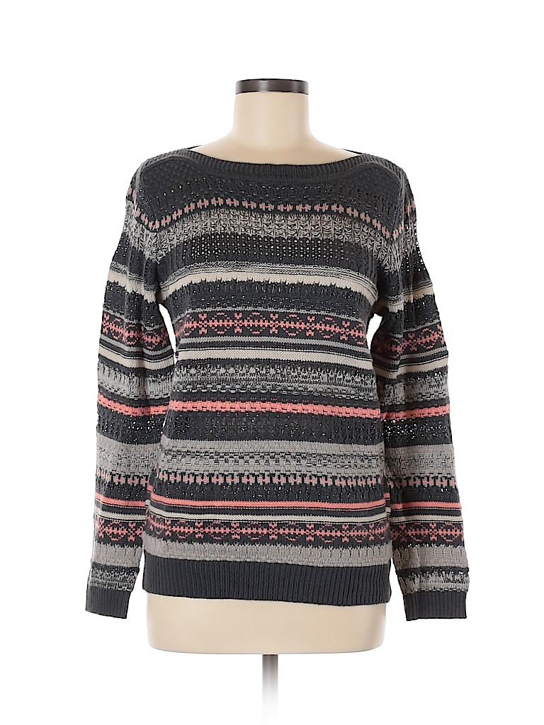 Debbie Morgan Women Pullover Sweater Size M
