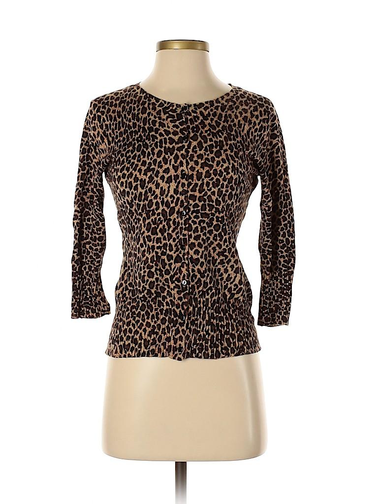 Debbie Morgan Women Cardigan Size S