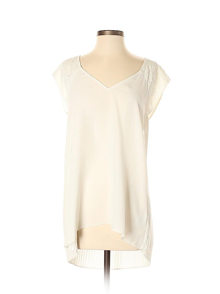 Leifsdottir Women Short Sleeve Blouse Size 4