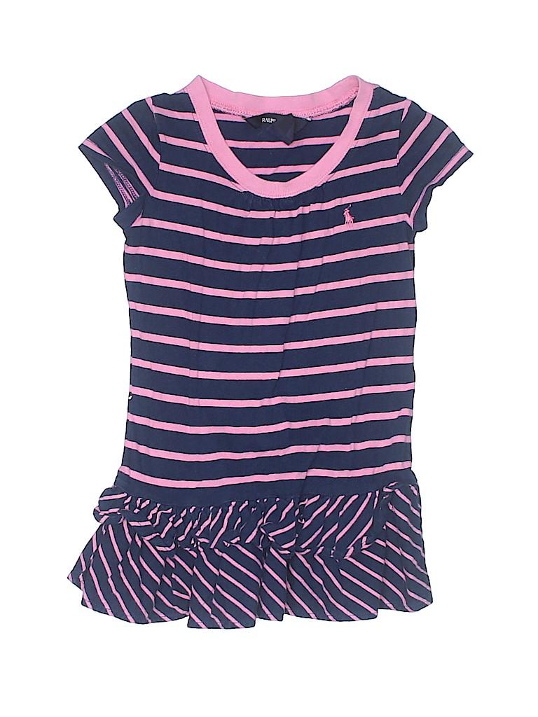 Ralph Lauren Girls Short Sleeve Top Size 3T - 3