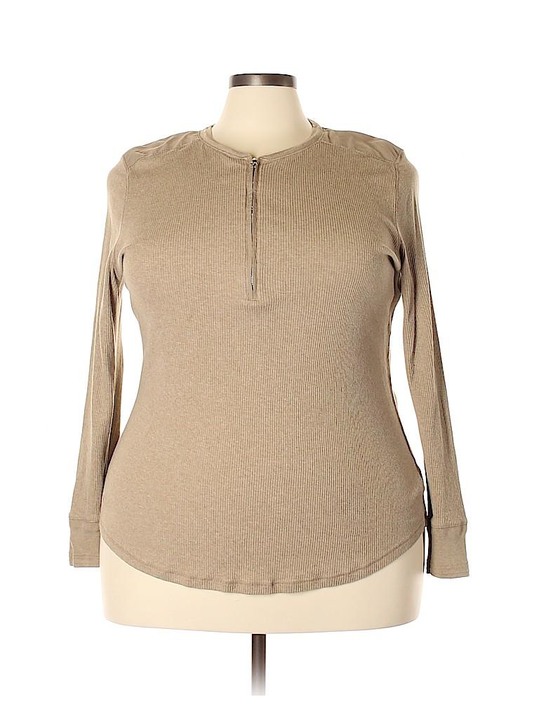 Lauren by Ralph Lauren Women Pullover Sweater Size 3X (Plus)