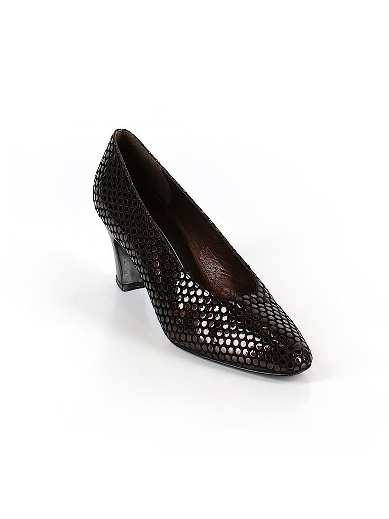 Stuart Weitzman Women Heels Size 5 1/2