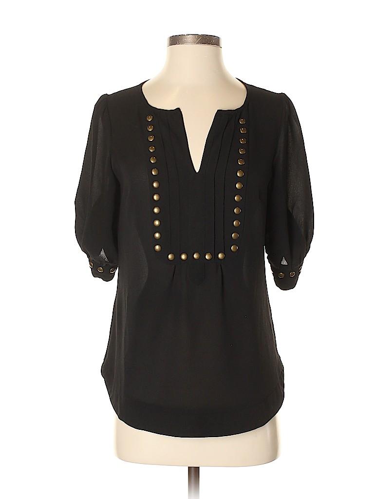 41Hawthorn Women Short Sleeve Blouse Size XS