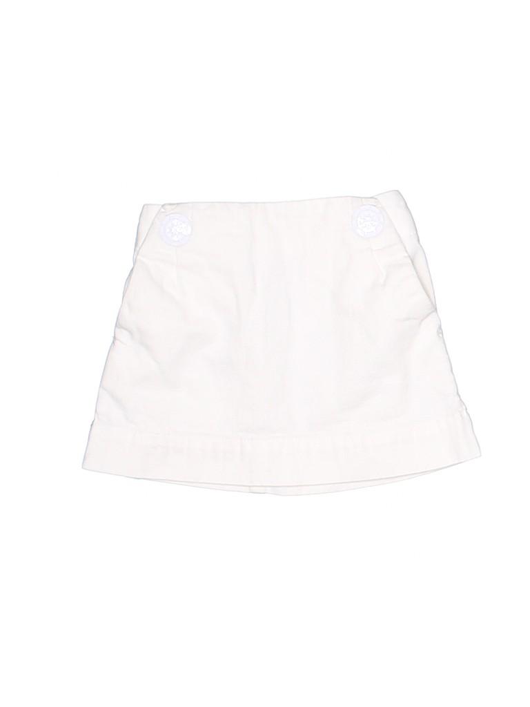 Crewcuts Girls Denim Skirt Size 2