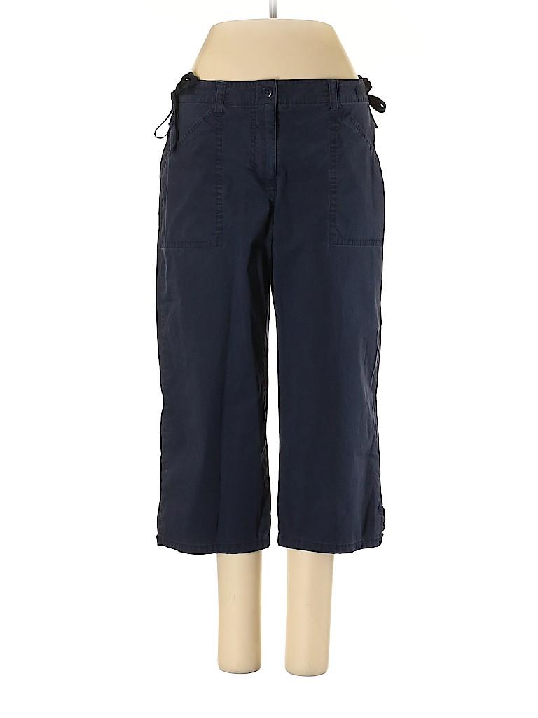 B. Moss Women Khakis Size 4