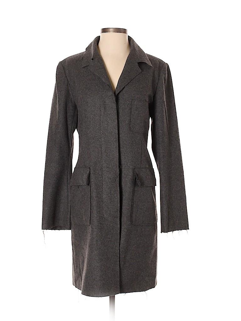 Express Women Wool Coat Size M