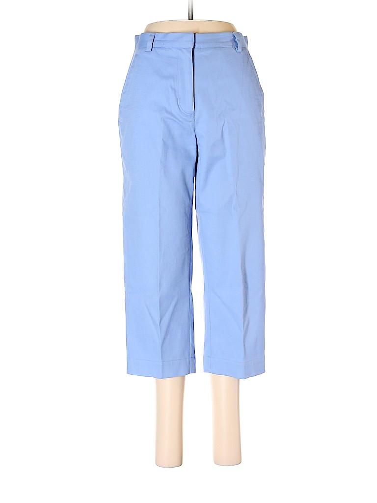 Liz Claiborne Women Casual Pants Size 8 (Petite)