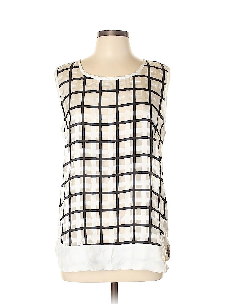 J.O.A. Los Angeles Women Sleeveless Blouse Size L