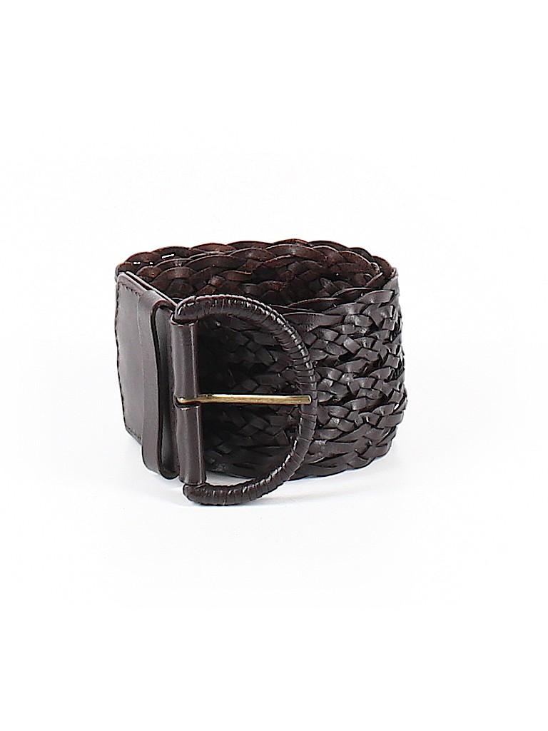 Ann Taylor LOFT Women Leather Belt Size XS