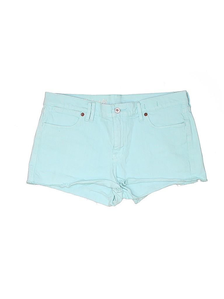 Madewell Women Denim Shorts 30 Waist