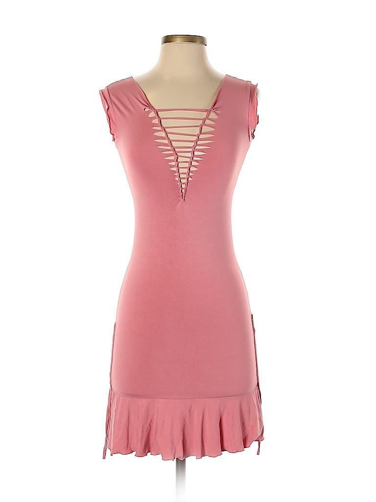 Queen of Heartz Women Casual Dress Size S