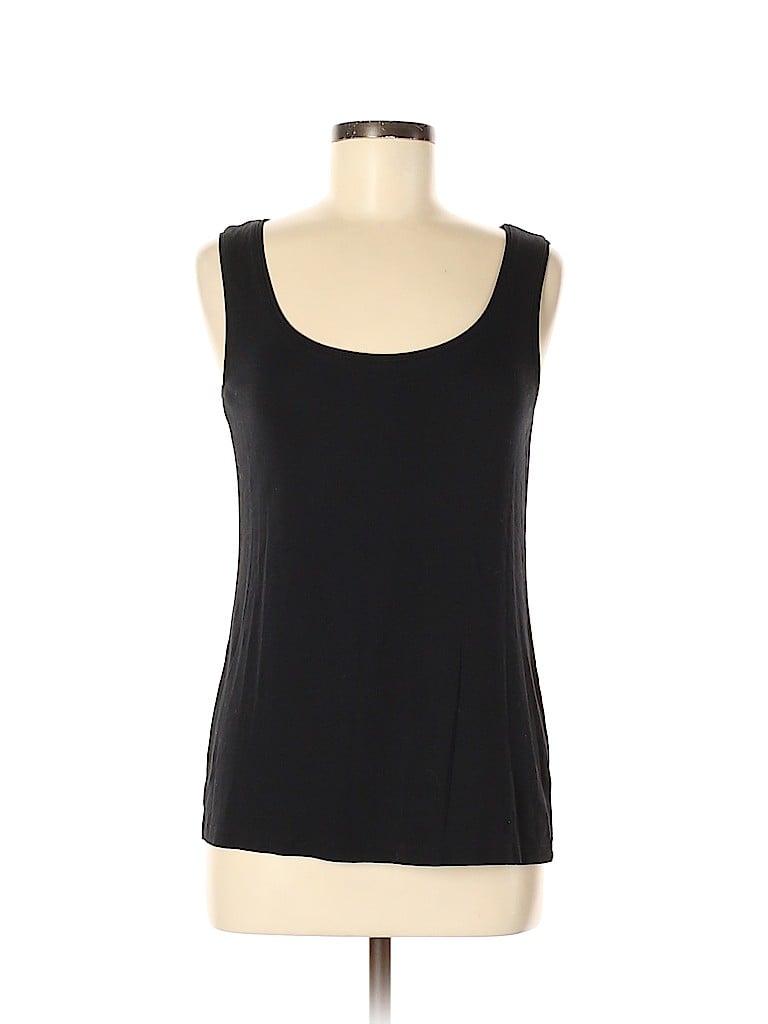 Croft & Barrow Women Sleeveless T-Shirt Size M