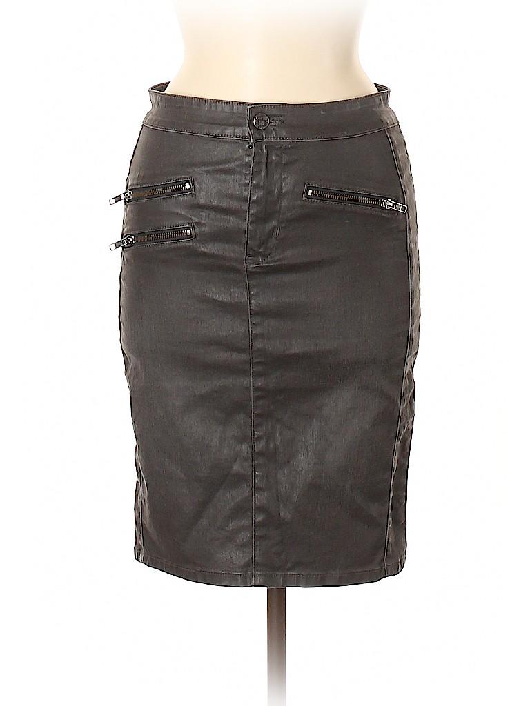 Guess Women Denim Skirt 28 Waist