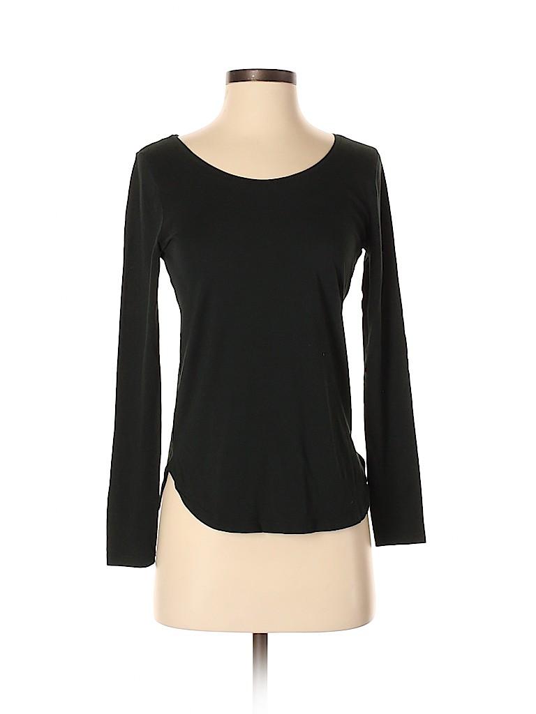 Ann Taylor Factory Women Long Sleeve T-Shirt Size S