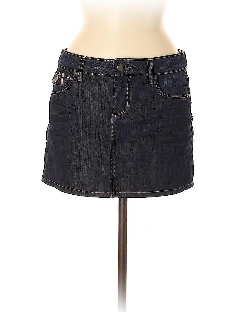 Paige Women Denim Skirt 28 Waist