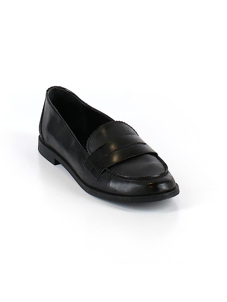 51d7bf22606 Zara Solid Black Flats Size 36 (EU) - 46% off