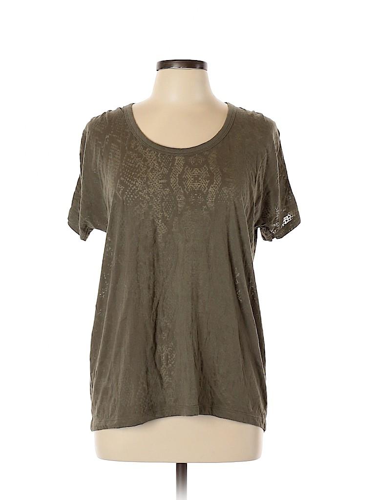 Kersh Women Short Sleeve Top Size L