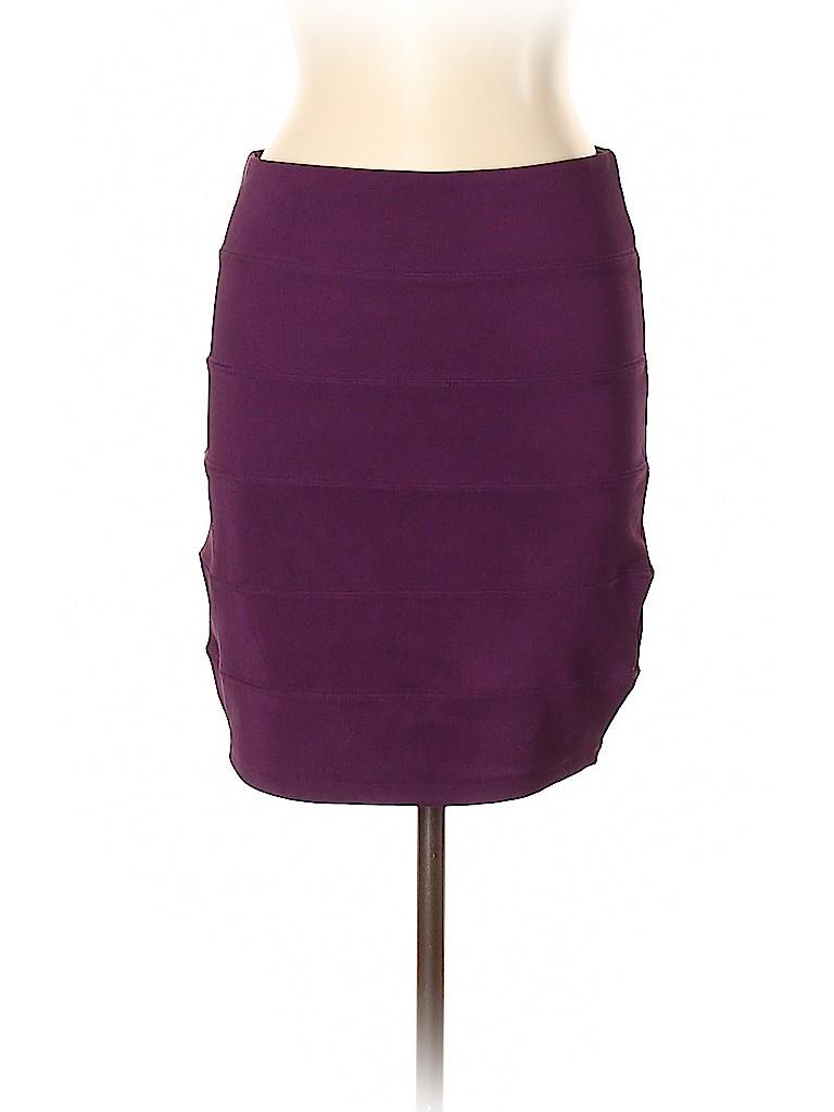 Guess Women Casual Skirt Size L
