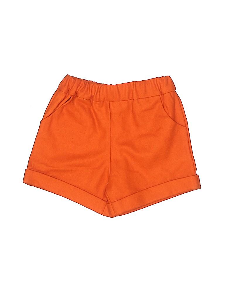 Anais & I Boys Khaki Shorts Size 4