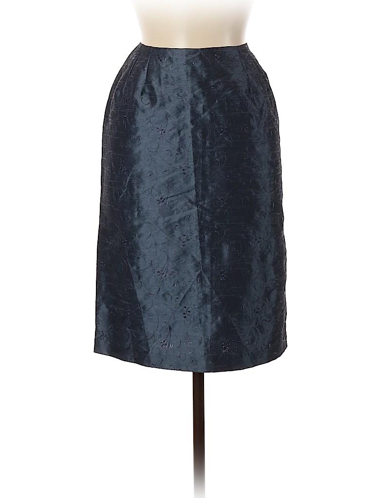 O Oscar De La Renta Women Casual Skirt Size 8