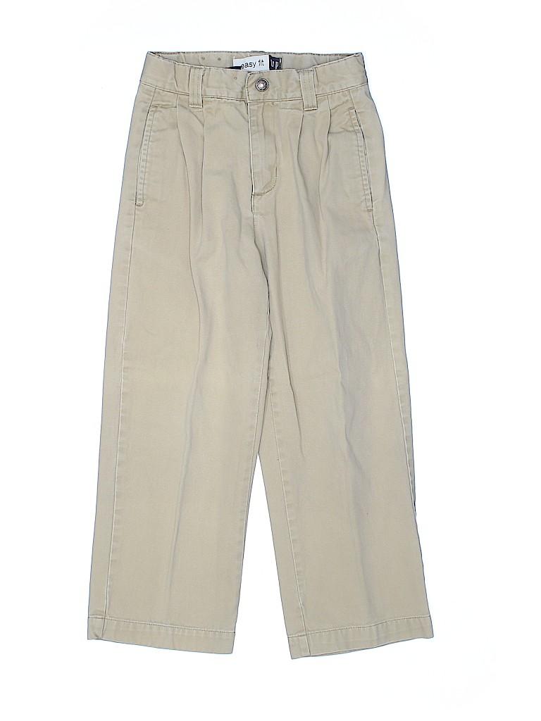 Gap Boys Khakis Size 6