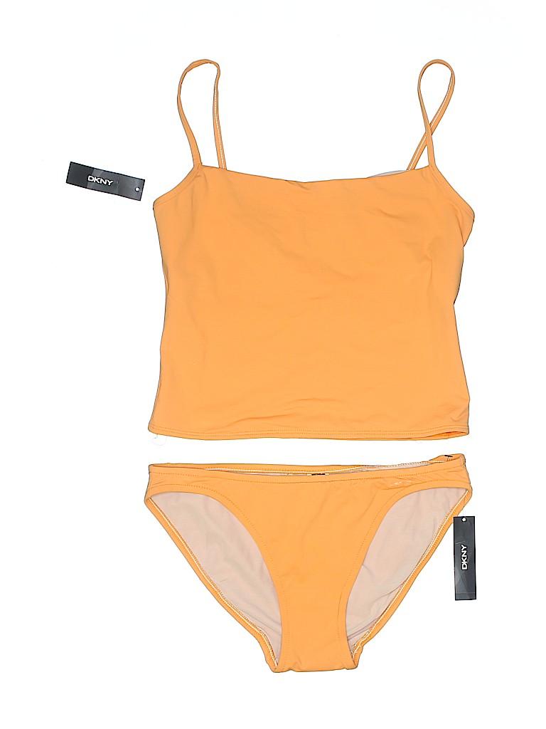DKNY Women Two Piece Swimsuit Size 10