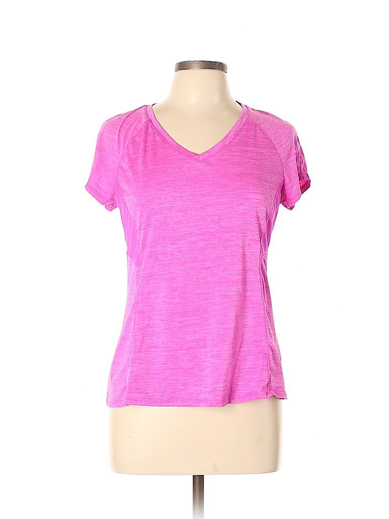Unbranded Women Active T-Shirt Size L
