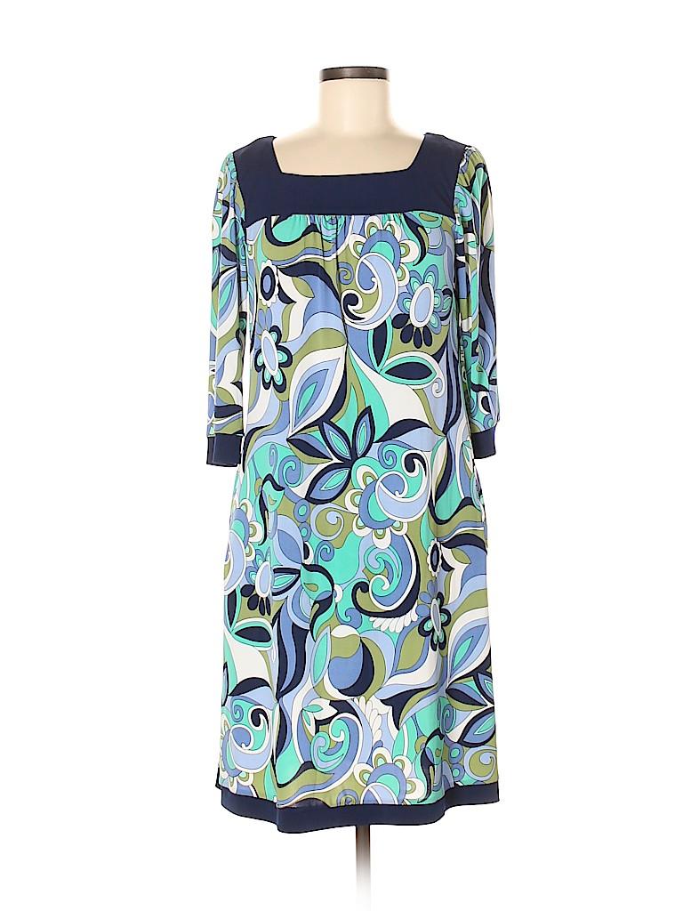 B. Moss Women Casual Dress Size M