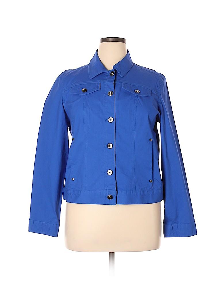 Baccini Women Jacket Size XL