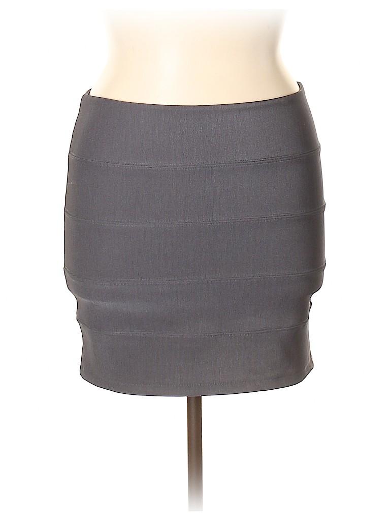 Guess Women Casual Skirt Size XL