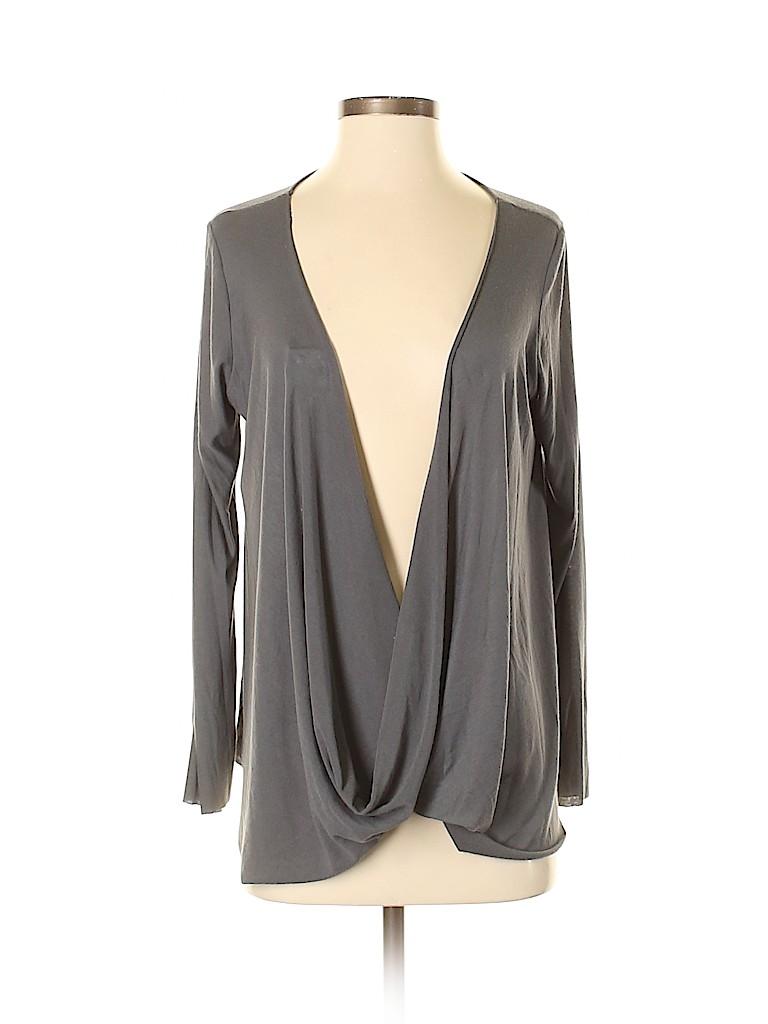 T-Bags Los Angeles Women Long Sleeve Top Size S