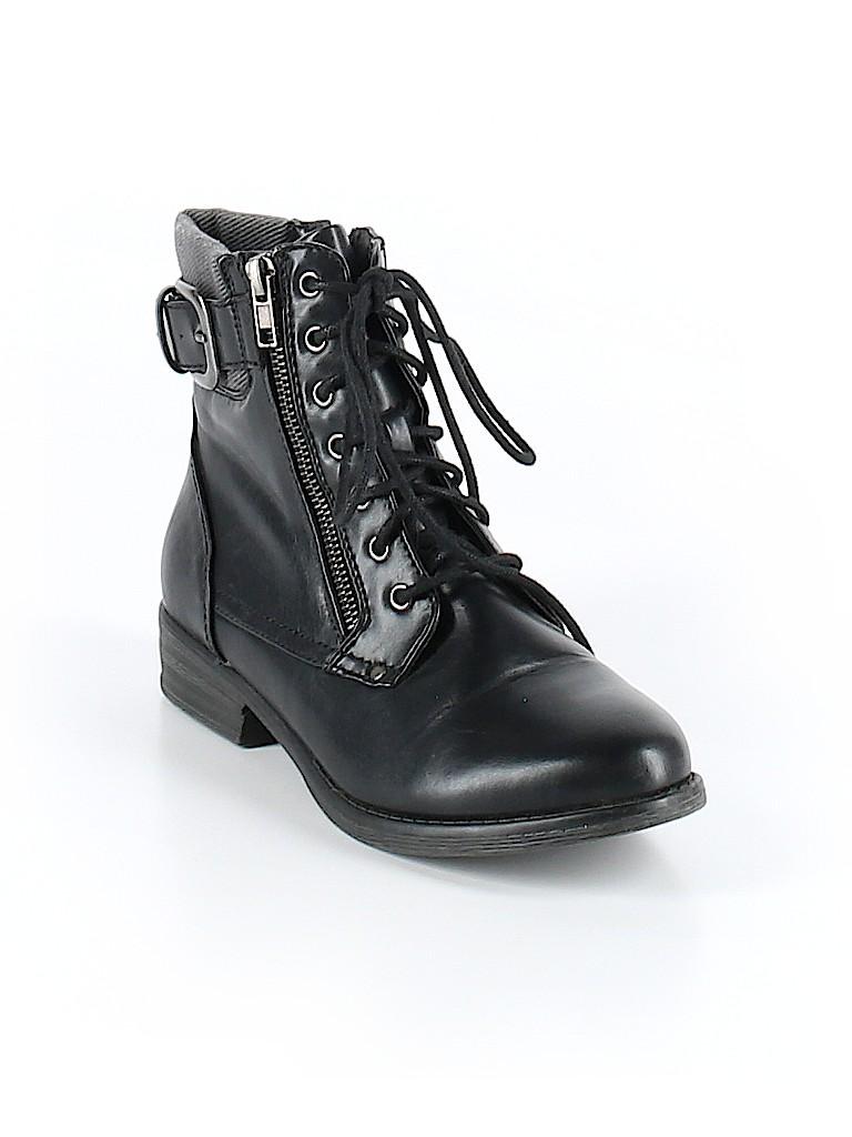 Cathy Jean Women Boots Size 6
