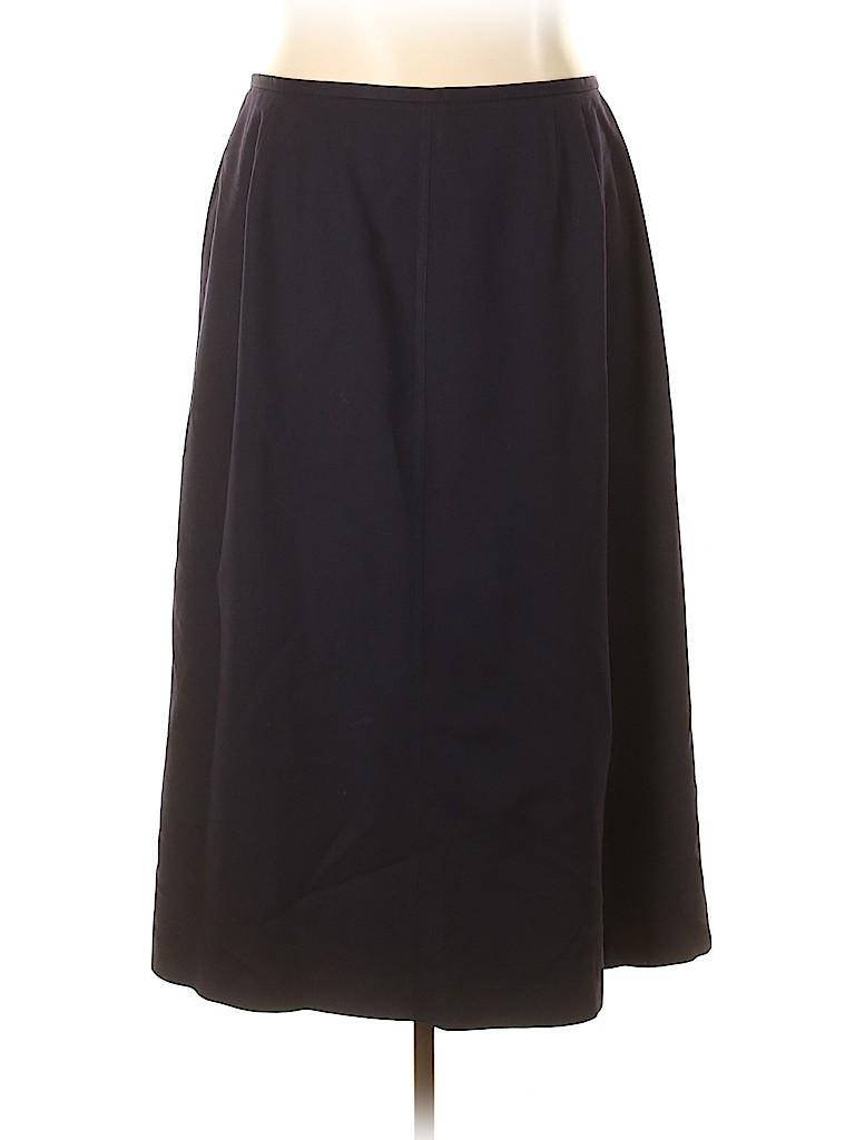 Talbots Women Casual Skirt Size 18 (Plus)
