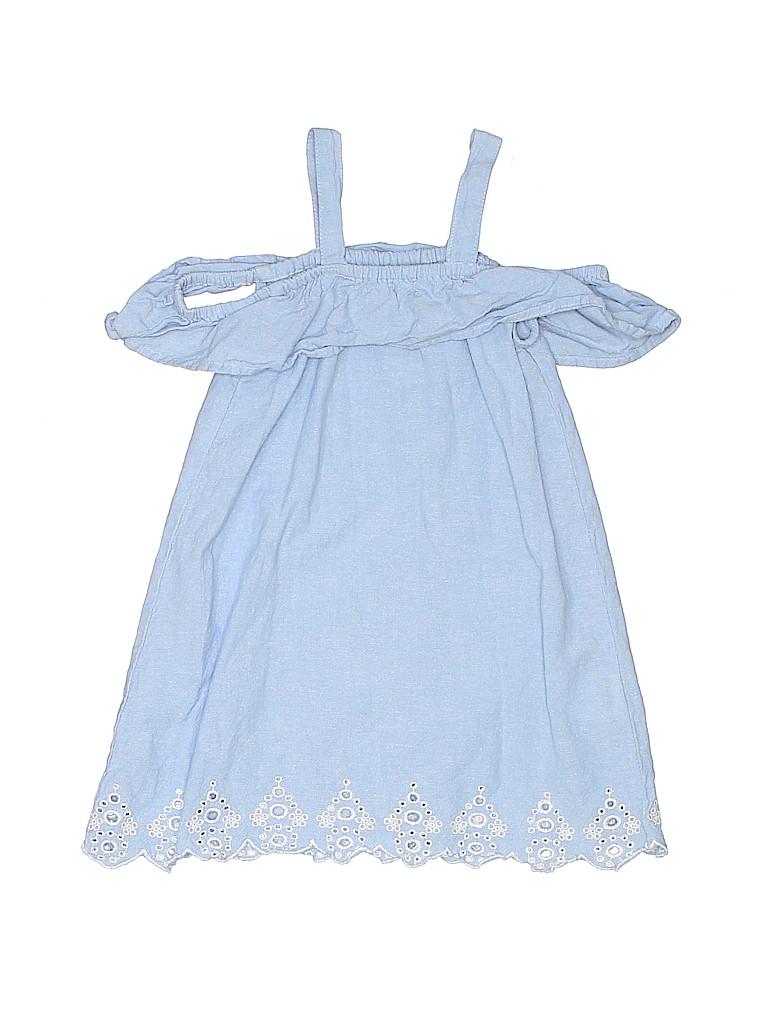 Mud Pie Girls Short Sleeve Blouse Size 3T